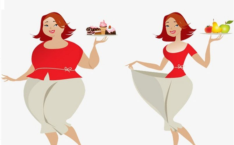 New Concept of weight loss